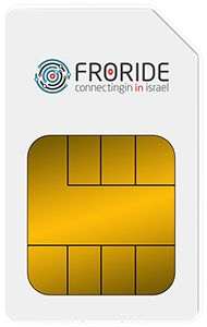 SIM Card Rental in Israel